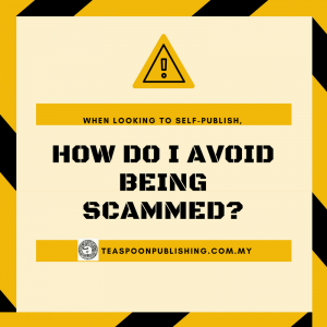How do I avoid being scammed?