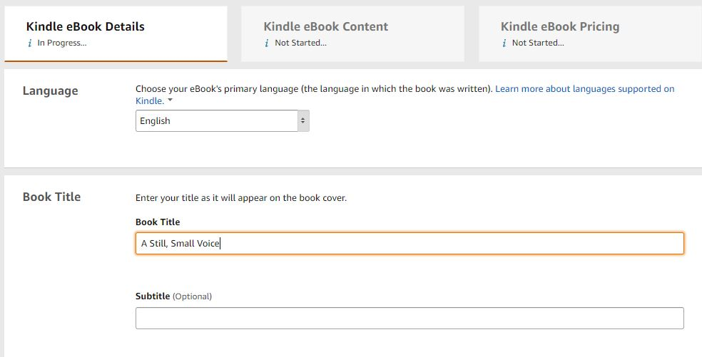 Blog teaspoon publishing the default language is english amazon currently supports various languages but not chinese or malay unfortunately fandeluxe Choice Image